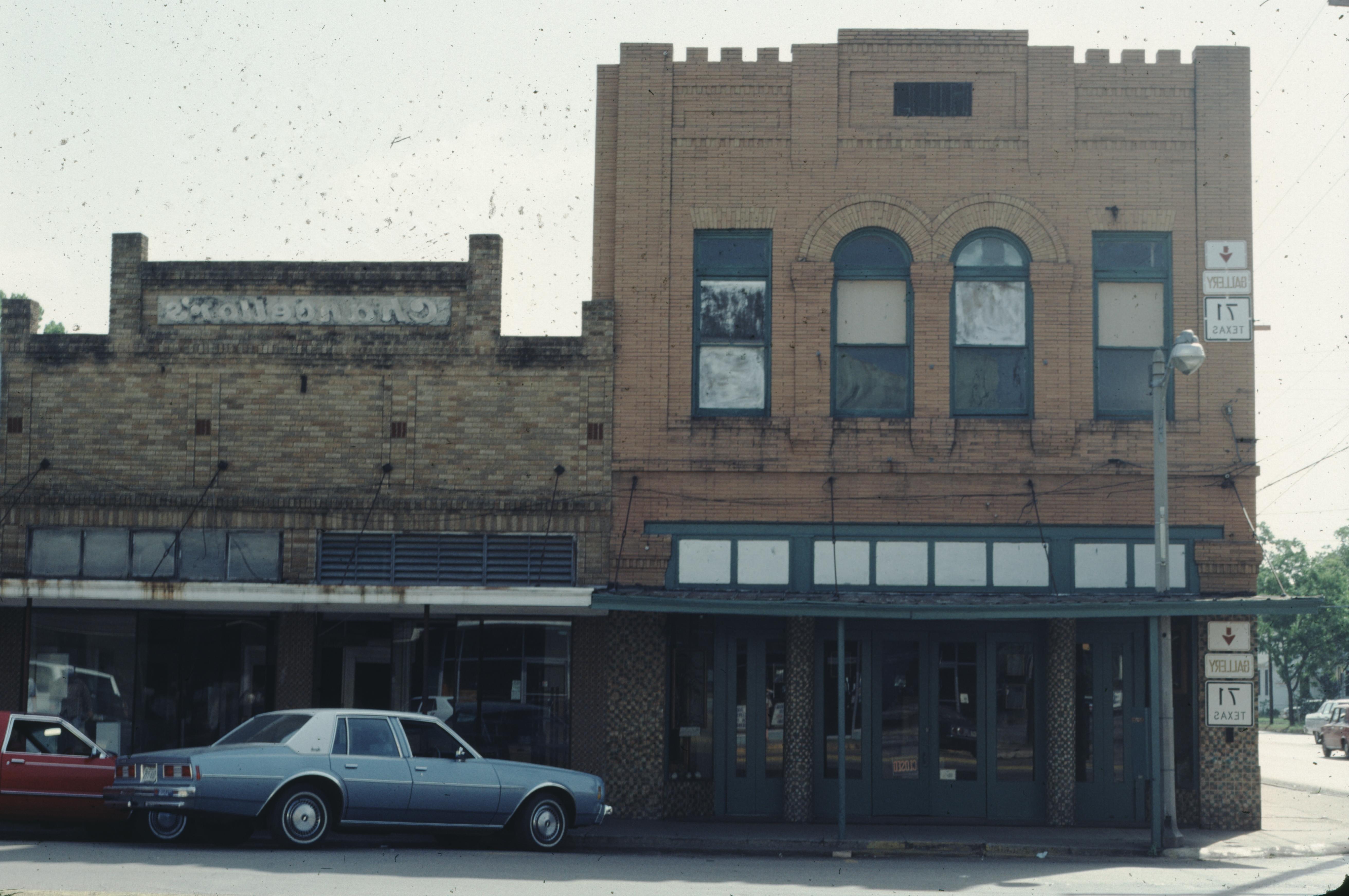 Bastrop Commercial District