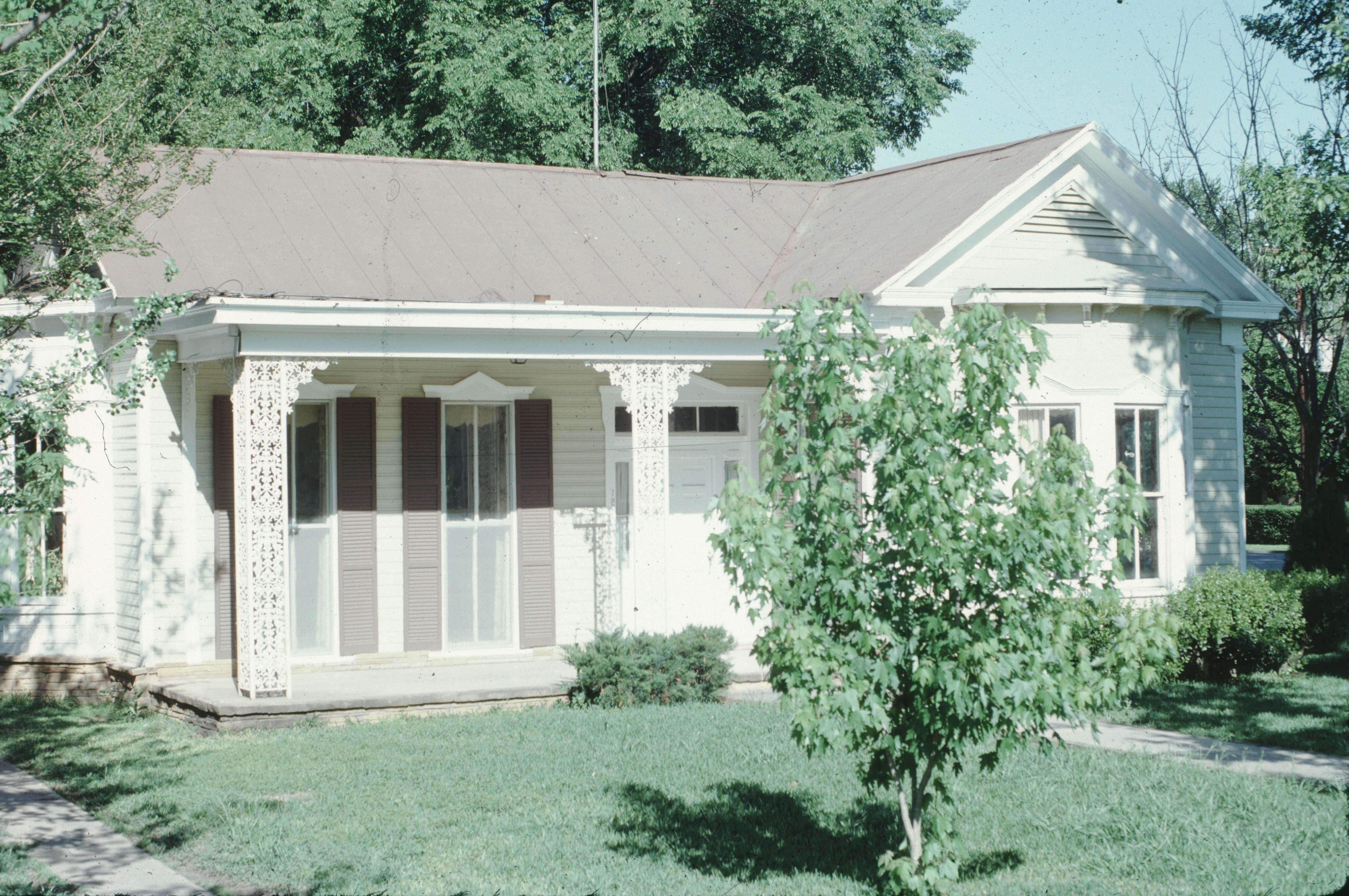 L.W. Olive House