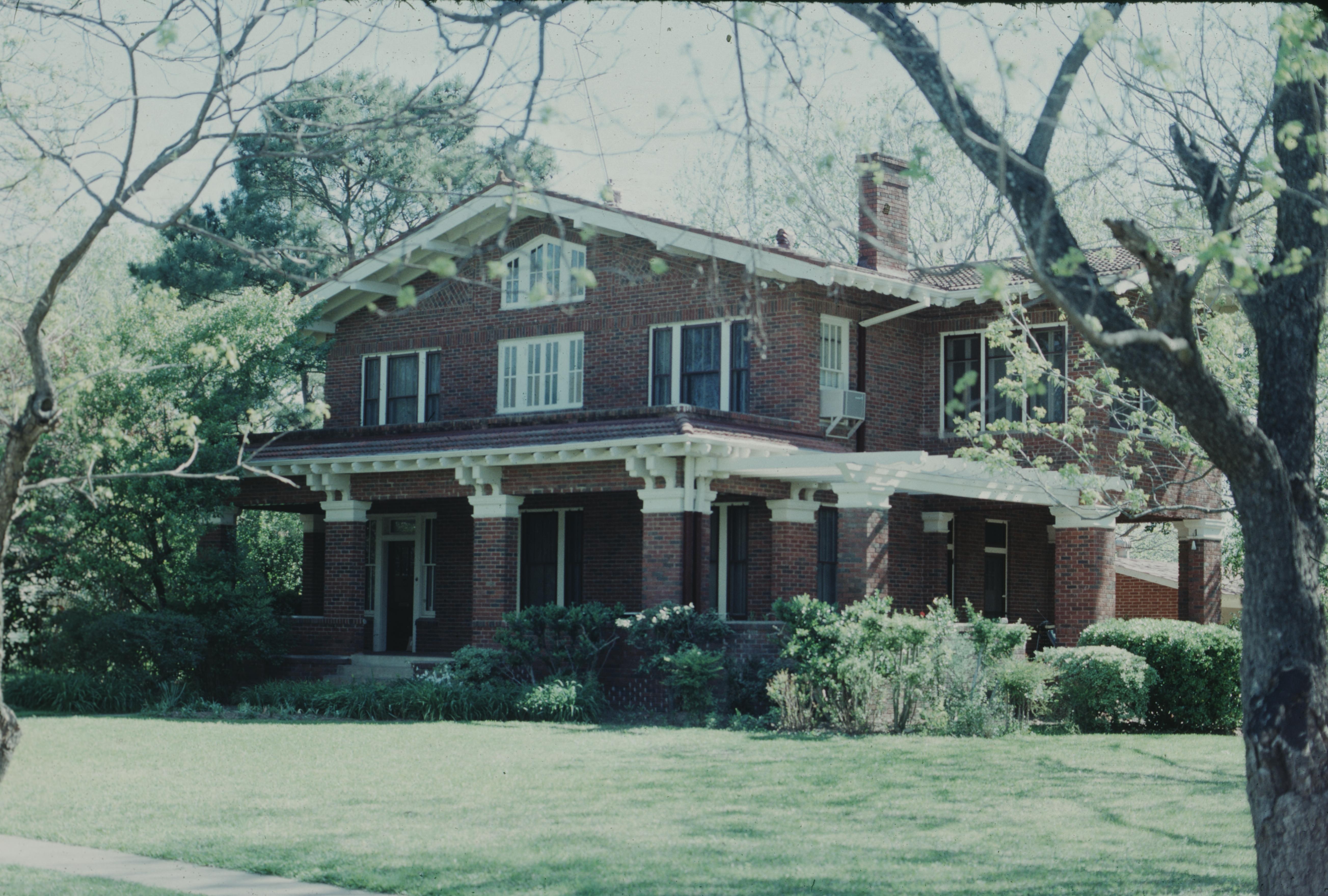 Paul D Page House