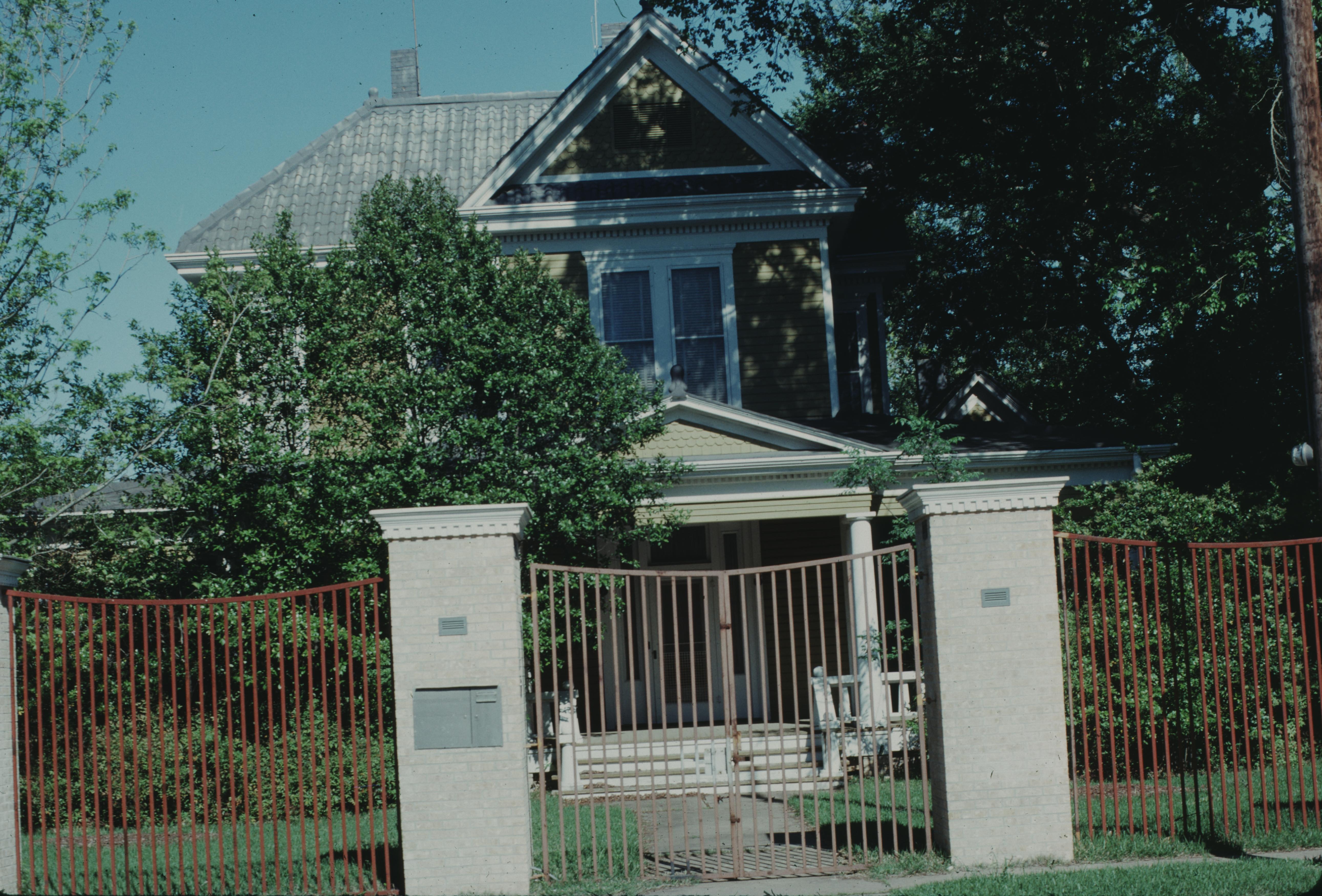 E.C. Erhard House