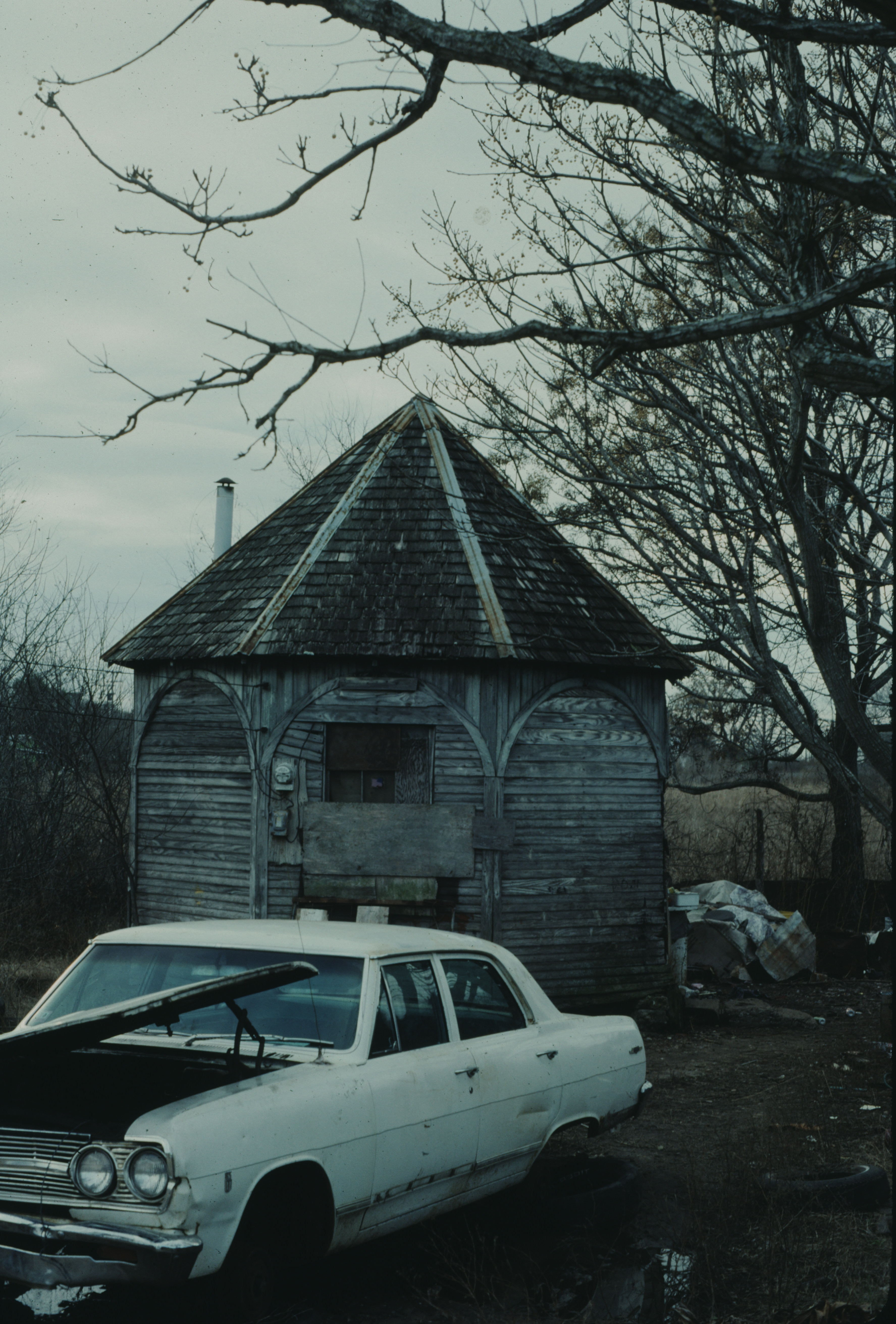 Old Bastrop County Pavillion
