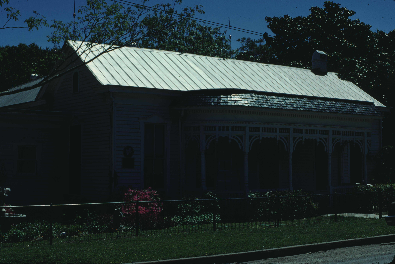 P.O. Elzner House