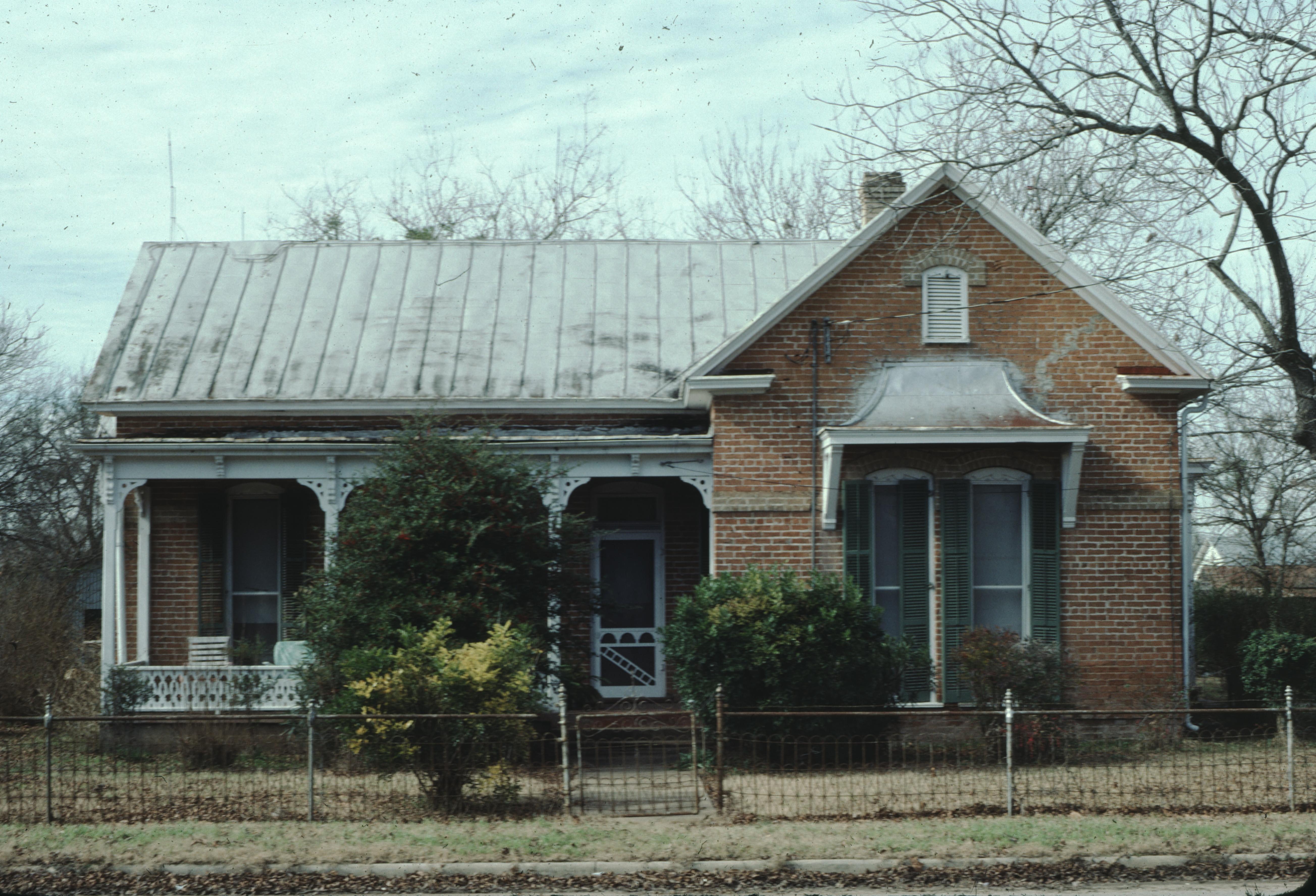 Alf Jung House