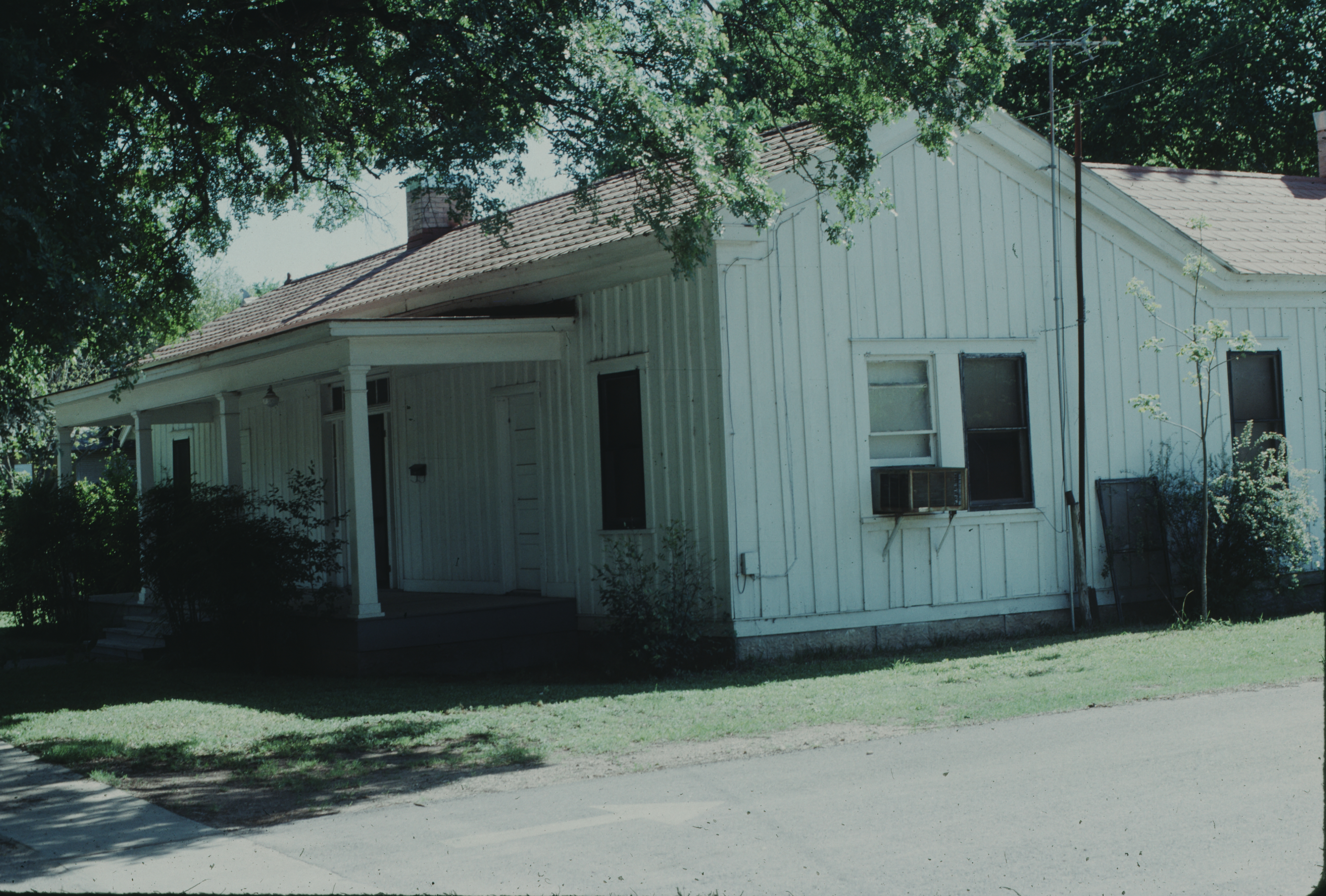 A.A. Erhard House