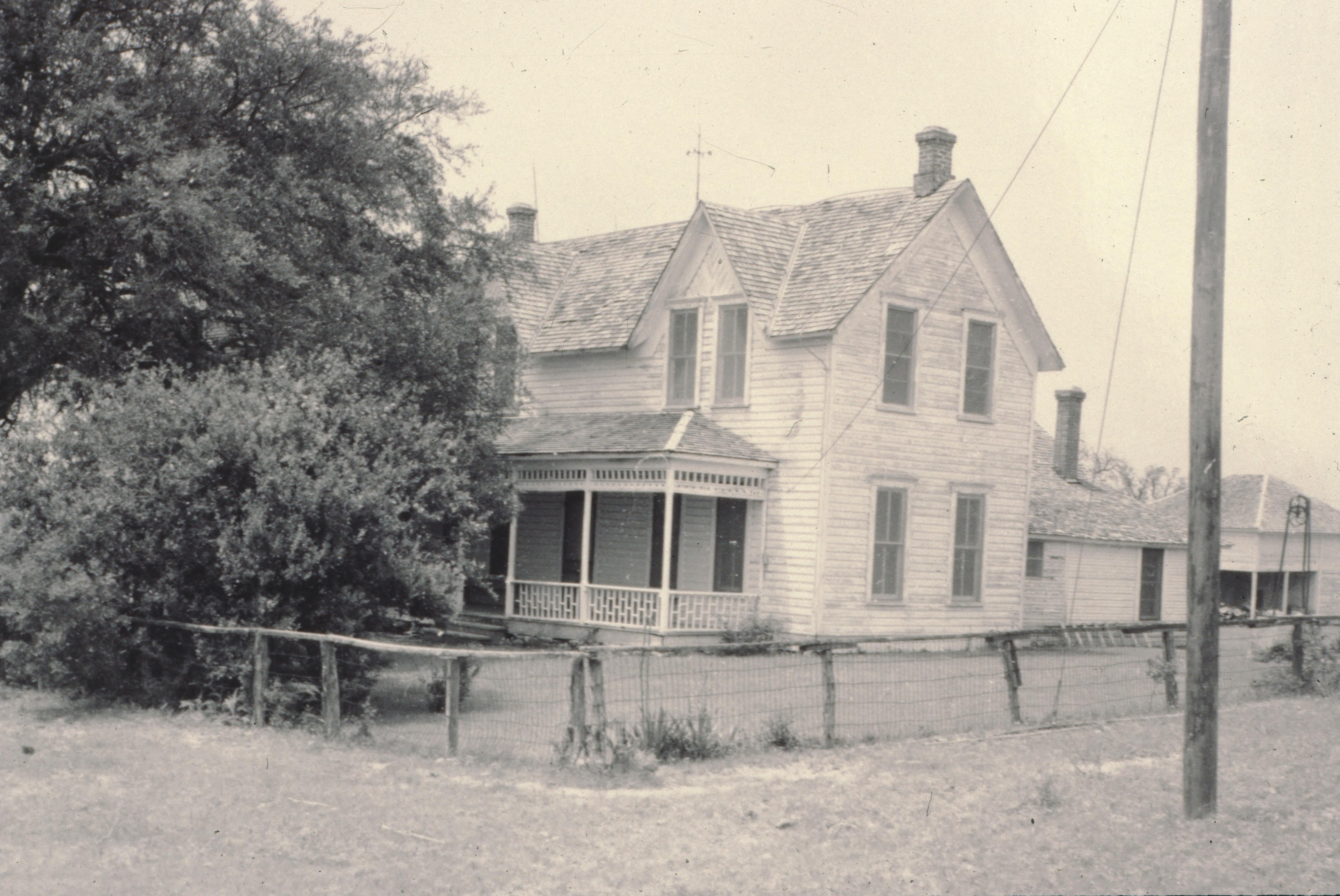 Brandhagen House