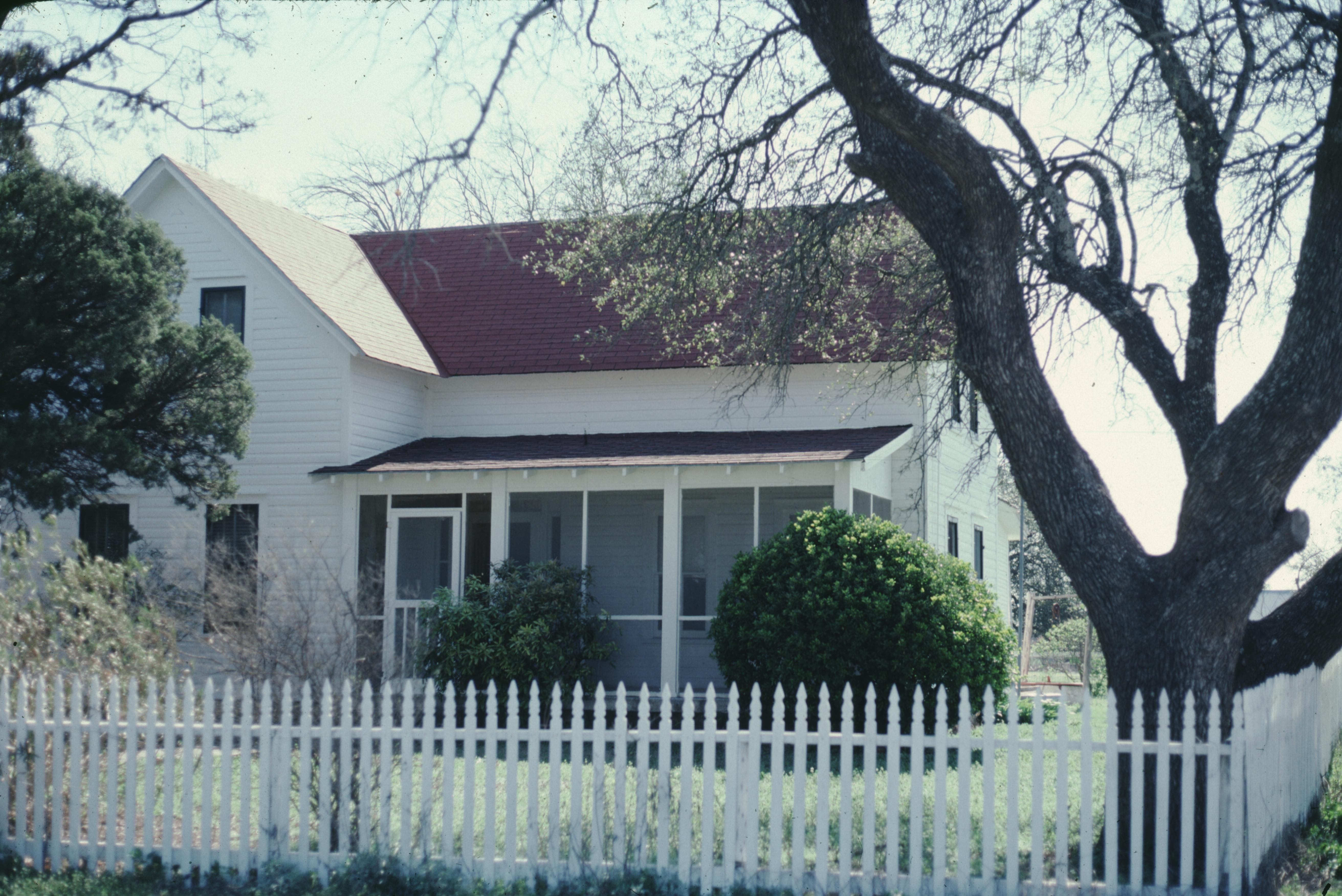 John & Mary Colwick House