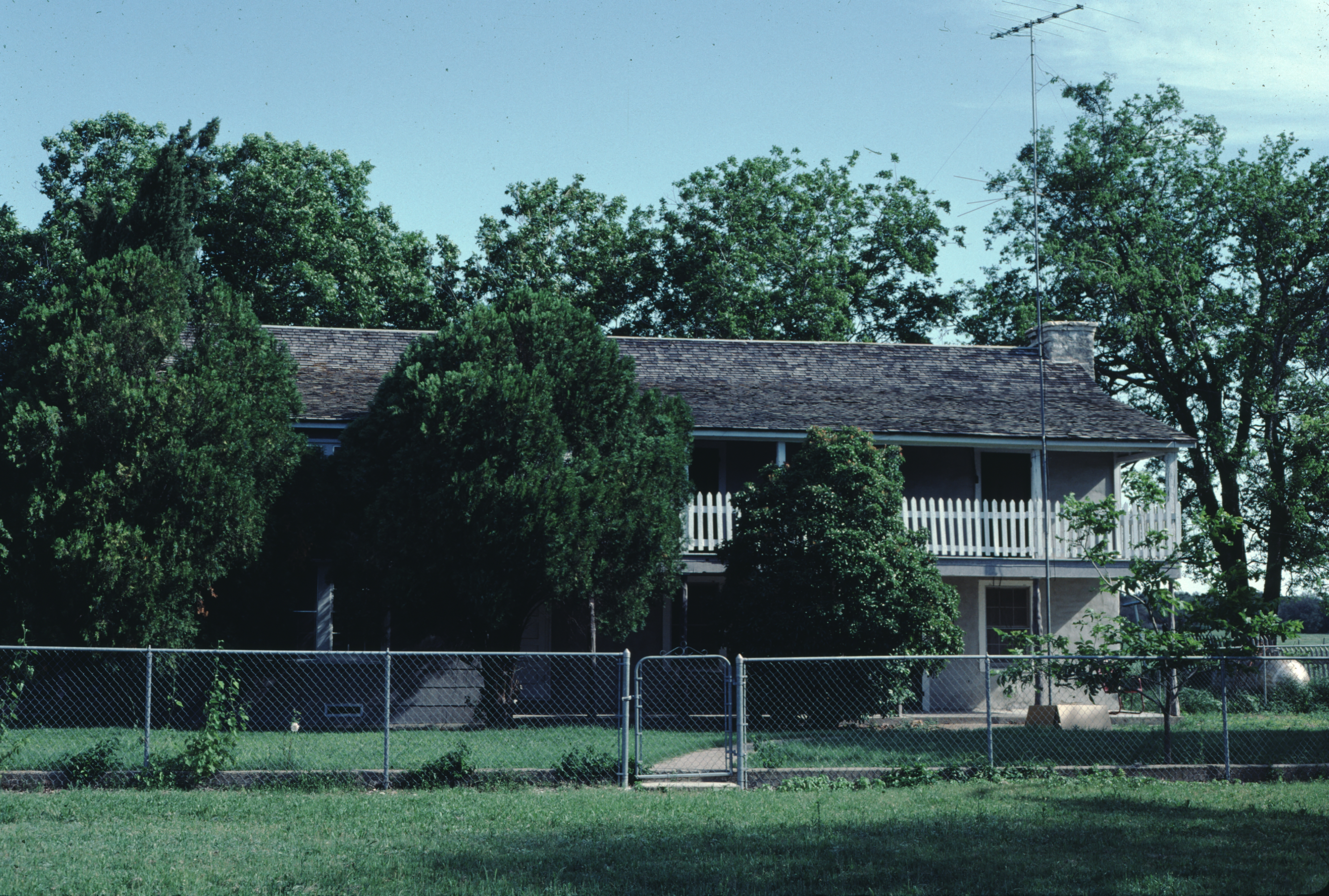 Ole Pierson House