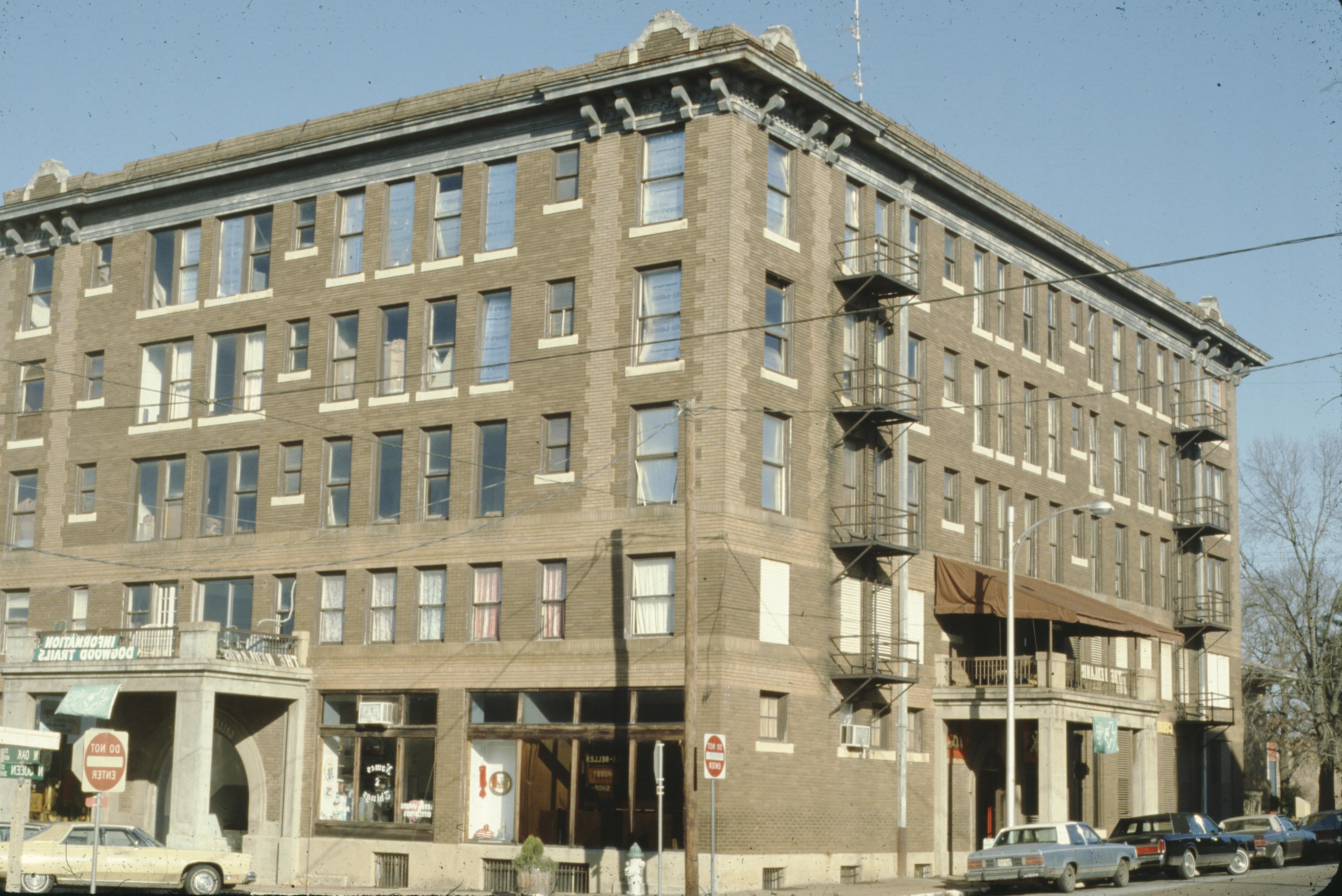 Redland's Building