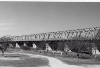 S H 27 Bridge South Llano River