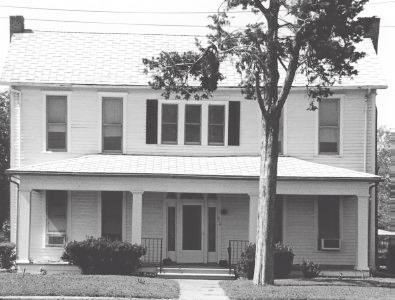 Boren, E. T., House