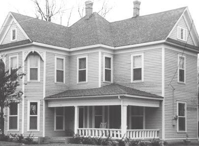 Neal House at 704 N. Preston