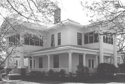 Allen, I. R., House