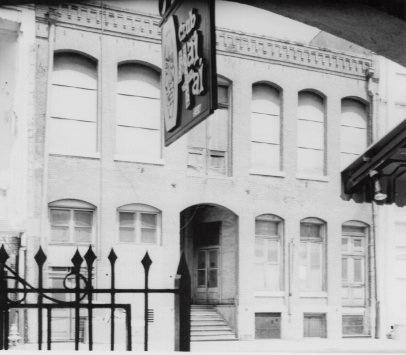 Alamo Plaza Historic District