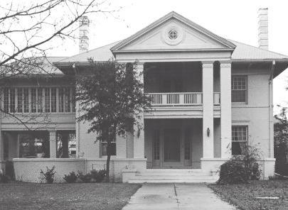Weatherford House at 501 N. Preston