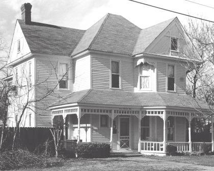 Barkley--Floyd House