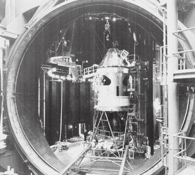 Space Environment Simulation Laboratory