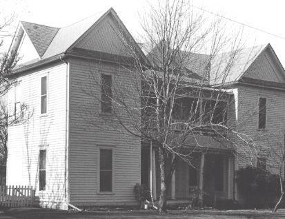 Morton House at 1007 N. McKinney
