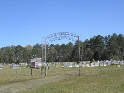 "Magnolia Springs ""Spring Hill"" Community Cemetery"