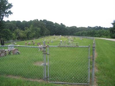 Geneva Myrtle Springs Cemetery