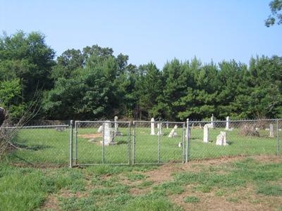 Speights-Pratt Cemetery