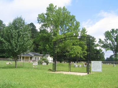 Old Centerview Cemetery