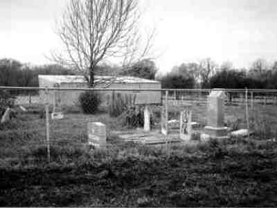 Hudgins Family Cemetery