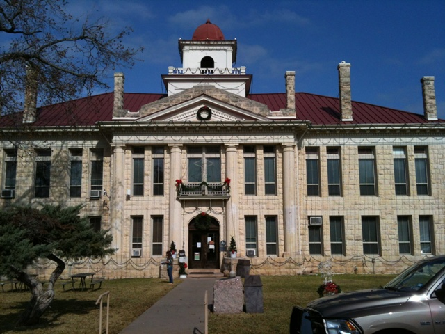 Blanco County Courthouse (RTHL)