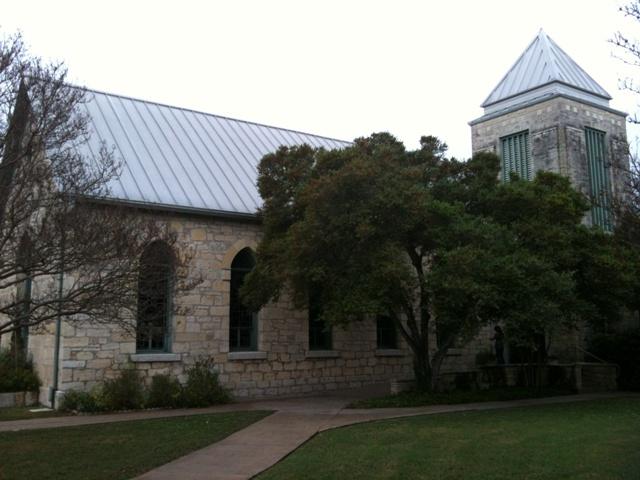 Blanco Methodist Church (RTHL)