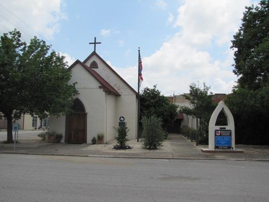 Emmanuel Episcopal Church (RTHL)