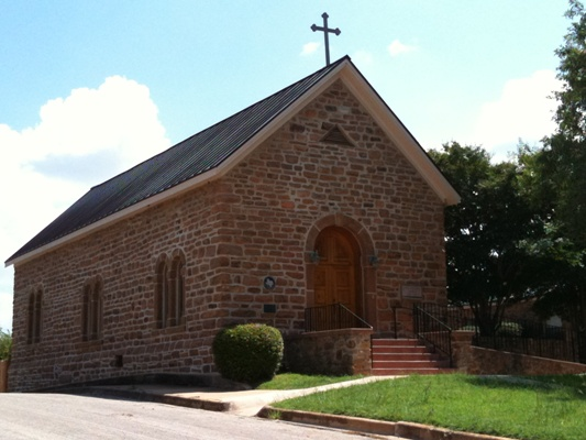 Grace Episcopal Church (RTHL)