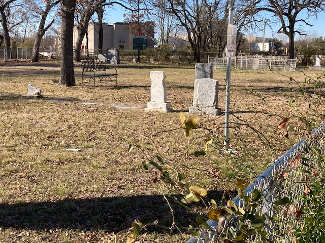 Thompson Public Cemetery